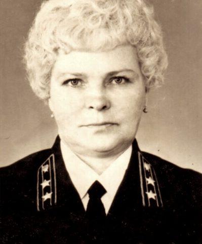 Зимина Зоя Михайловна